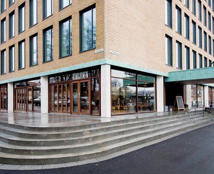 Stasjonen Tønsberg er ferdig